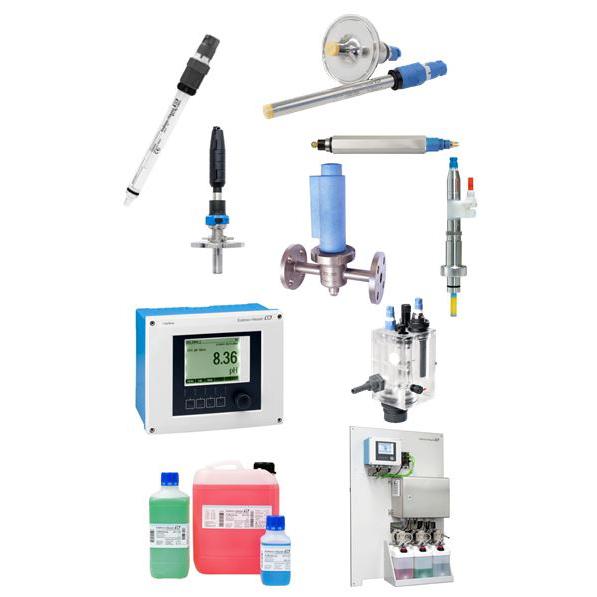 Електроди и трансмитери за рН и Редокс-потенциал
