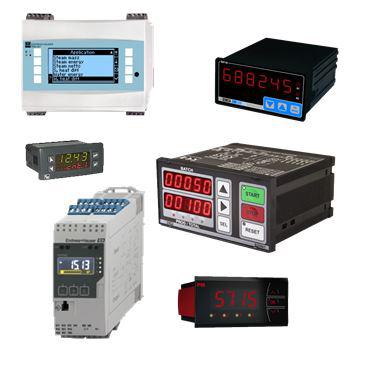 Електронни индикатори и сигнални уреди
