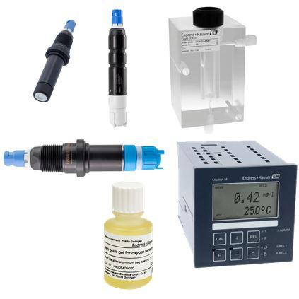 Сензори и трансмитери за разтворен кислород